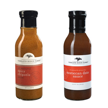Terrapin Ridge Farms All Natural Sauces (12 fl oz.)