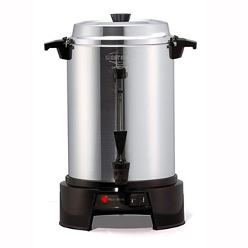 West Bend Commercial  55-cup Coffee Urn   #13500
