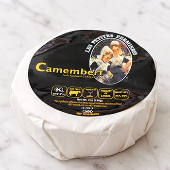 Camembert (Kosher) by Les Petites Fermieres