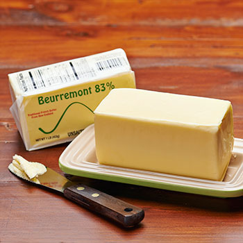Bocuse d'Or USA - Beurremont 83% Butter