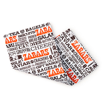 Zabars Printed Kitchen Towel - 18x28""
