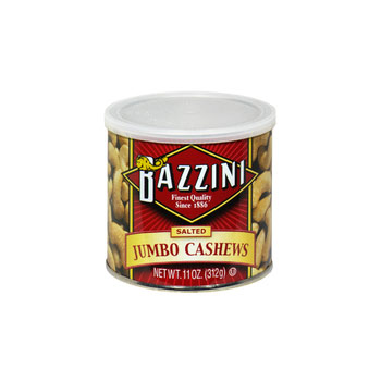 Bazzini Jumbo Cashews (11oz) Kosher