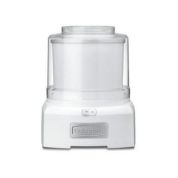 Cuisinart Ice Cream & Frozen Yogurt-Sorbet Maker #ICE21