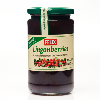 Felix Lingonberries Preserve - 14.5oz