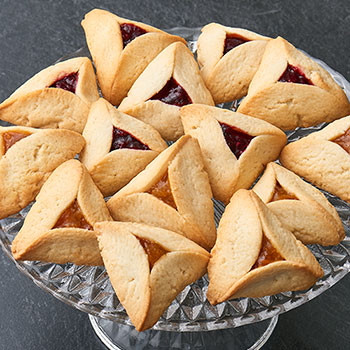 Zabar's Assorted Hamantashen (Kosher) - 13oz