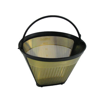 Frieling 23kt. Gold Coffee Filter - #4
