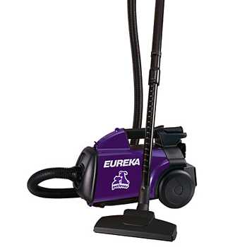 Eureka Pet Lovers Canister Vacuum #3684F