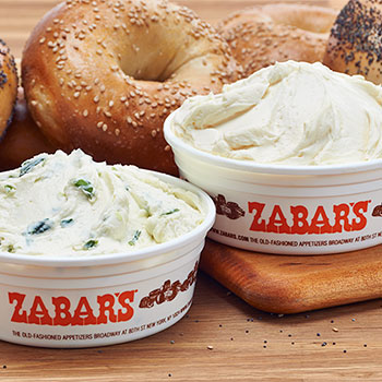 Zabar's Cream Cheese - 8oz.
