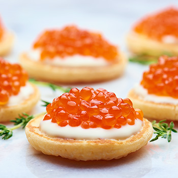 Zabar's Red Salmon Caviar - 8oz