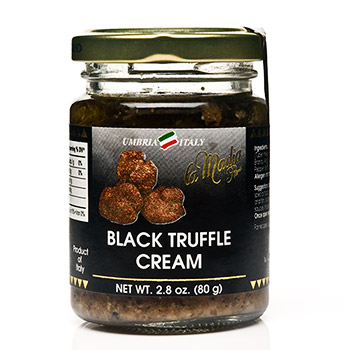 La Madia Black Truffle Cream - 2.8oz.