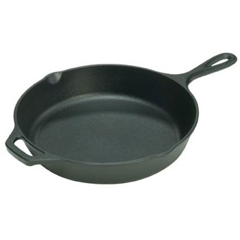 "Lodge 10.25"" Cast Iron Fry Pan  #L8SK3"