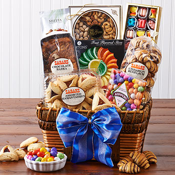 Zabar's Purim Basket (Kosher)