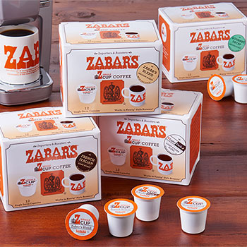 Z Single Cup Gourmet Coffee (Kosher)