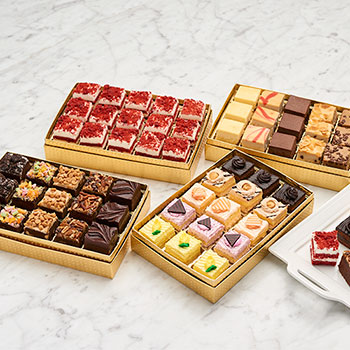 Zabar's Petit Fours Gift Box - 15ct