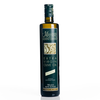 Masserie di Sant'Eramo Extra Virgin Olive Oil Flavorful 25.5 FL.