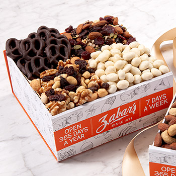 Zabar's Snack Treat Box