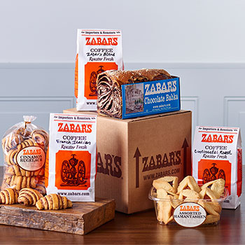 Zabar's Coffee & Pastry Gift-of-the-Month