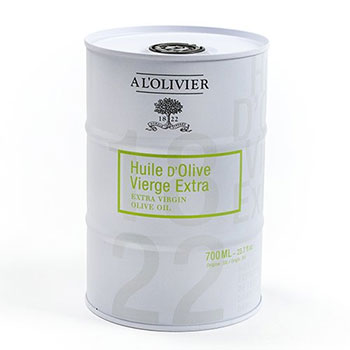 A L'Olivier Extra Virgin Olive Oil from France - 700ml