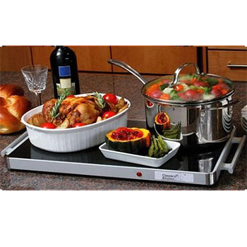 Classic Kitchen Deluxe Warming Tray - #CK2012