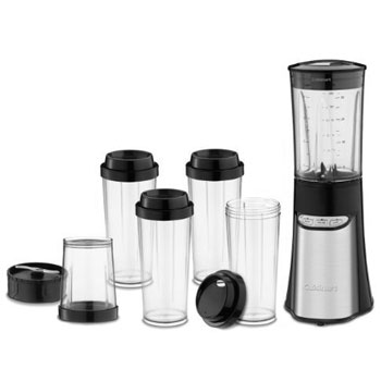 Cuisinart #CPB-300 15pc Compact Portable Blending/Chopping System