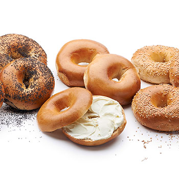 Zabar's NY Original Toasting Bagels - 6 per bag (Kosher)