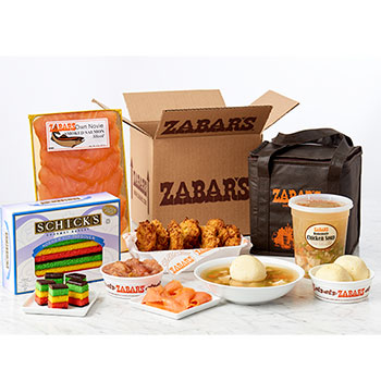 Zabar's Traditions Kit