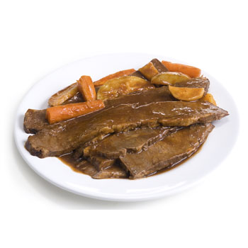 Brisket Pot Roast by Zabar's - (Whole 6lbs min wt)