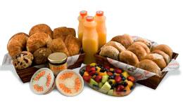 Zabars Continental Breakfast