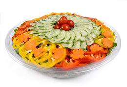 Zabars Green Salad