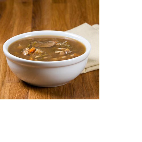 Barley Mushroom Soup by Zabar's - 24oz, , large