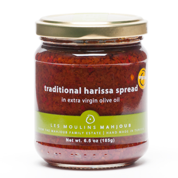 Les Moulins Mahjoub Traditional Harissa Spread 6.5oz, , large