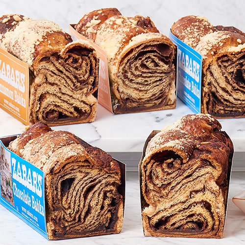 Zabar's Homestyle Babka - 22oz (Kosher), , large