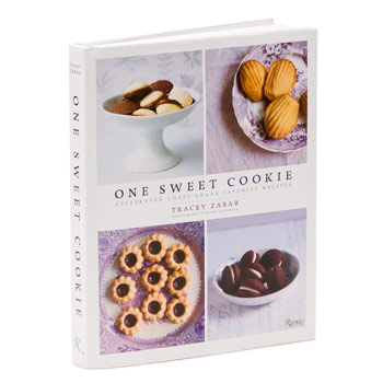 One Sweet Cookie Cookbook By Tracey Zabar, , large