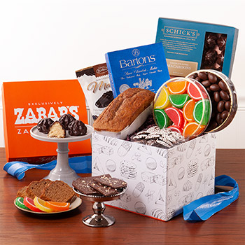 Zabar's Passover Treats Box (Kosher for Passover)