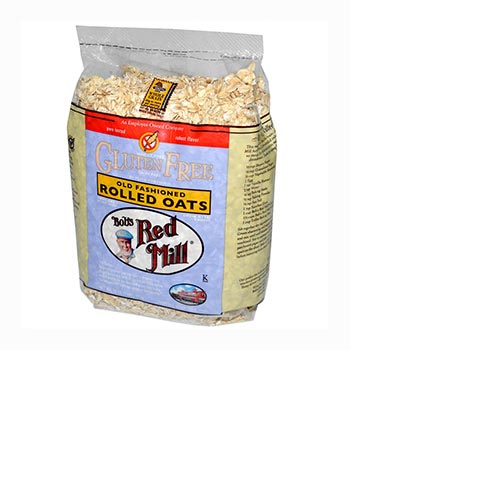 Bob's Red Mill Gluten Free Whole Grain Rolled Oats - 32oz  (Kosher), , large