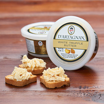 D'Artagnan White truffle Butter 3oz, , large