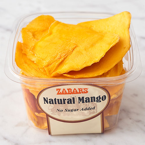 Zabar's Natural Mango - 8oz, , large