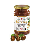 Rigoni di Asiago Nocciolata Organic Hazelnut Spread with Cocoa and Milk - 9.52 oz (Kosher)
