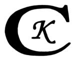 kosher CK symbol