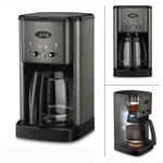 Cuisinart Brew Central 12 Cup Programmable Stainless Steel Coffeemaker #DCC-1200