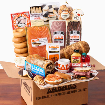 Zabar's Is New York Box