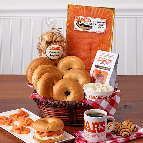 Zabar's Morning Basics, , large