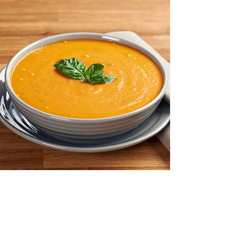 Cream of Tomato Basil Soup by Zabar's (No Cream) - 24oz, , large