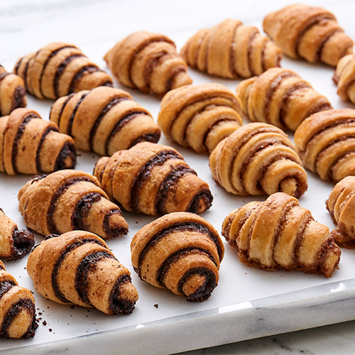Zabar's Homestyle Rugelach - 14oz  (Kosher), , large
