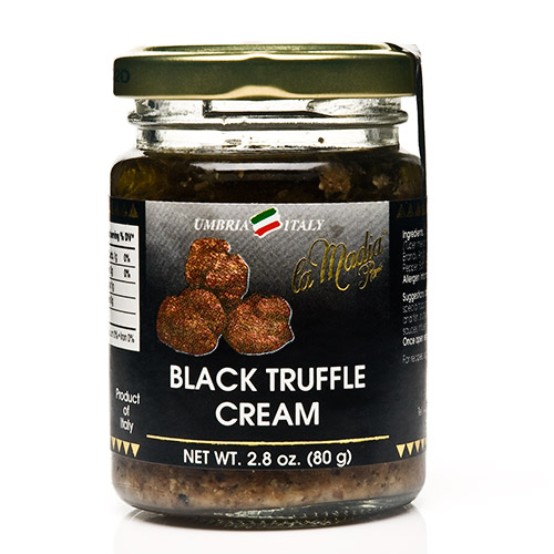 La Madia Black Truffle Cream - 2.8oz., , large