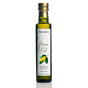 Bartolini Extra Virgin Olive Oil with Lemon 8.4 FL.OZ., , large