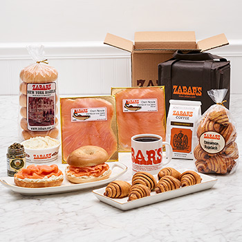 Zabar's Morning Breakfast Kit, , large