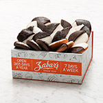 Zabar's Black & White Duo Cookie Box - Approx. wt 18oz (Kosher)