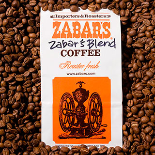 Zabar's Coffee By Roast