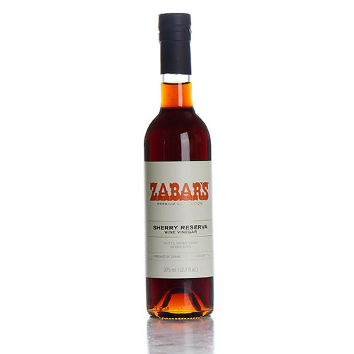 Zabar's Premium Collection Sherry Reserva Wine Vinegar 12.7 fl. oz., , large